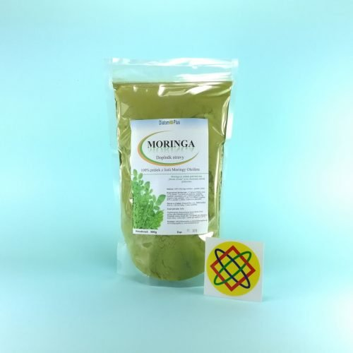 Moringa olejodárna prášok 500gr