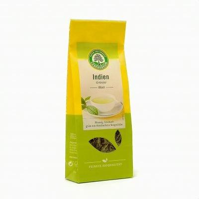 Zelený čaj sypaný Bio Lebensbaum
