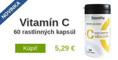 Vitamin C small banner home